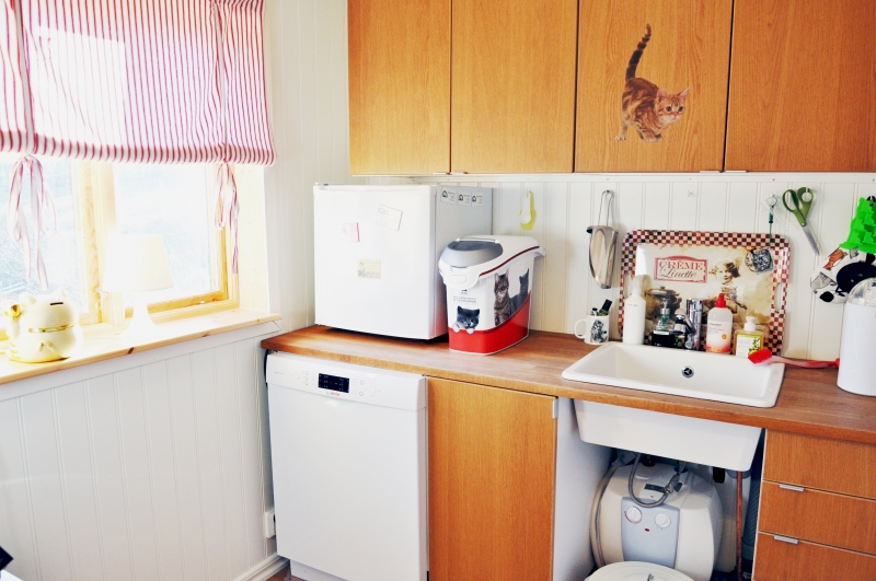Kök / omvårdnadsrum
